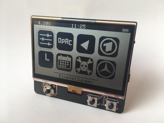Pocket ESP32