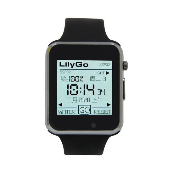 smart watch esp32