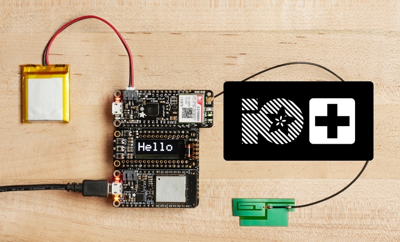 Say hello to Adafruit IO+